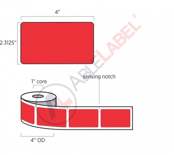 able-label-2-point-3-by-4-dymo-compatible-flood-red-direct-thermal-label