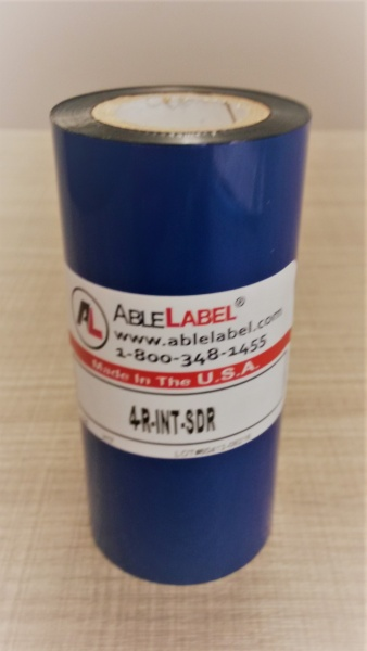 able-label-4-inch-black-resin-intermec-3400-compatible-coated-side-out-ribbon