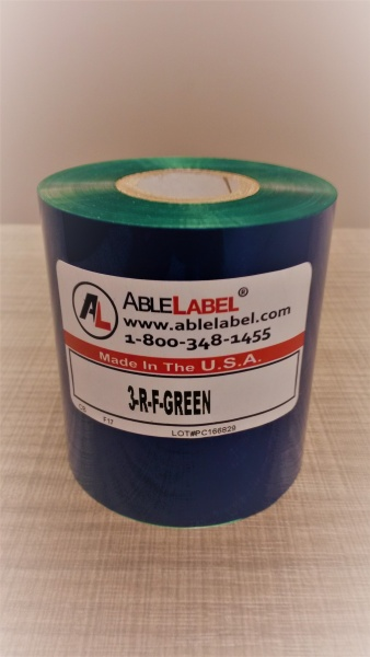 able-label-3-inch-green-wax-coated-side-in-datamax-compatible-ribbon