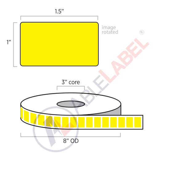 able-label-1-and-a-half-by-1-flood-yellow-label