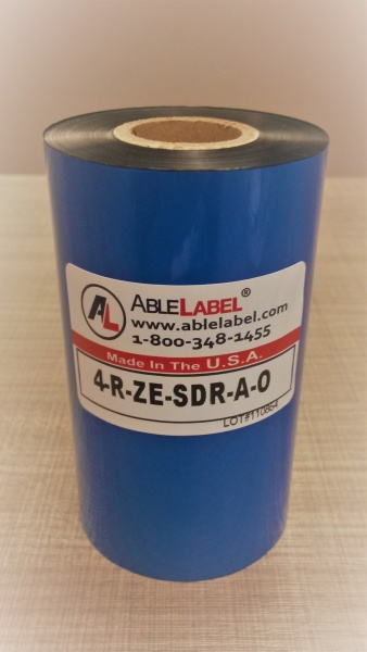 able-label-4-inch-black-resin-for-all-coated-side-out-zebra-compatible-ribbon